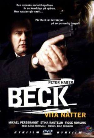 Beck - Vita nätter poster