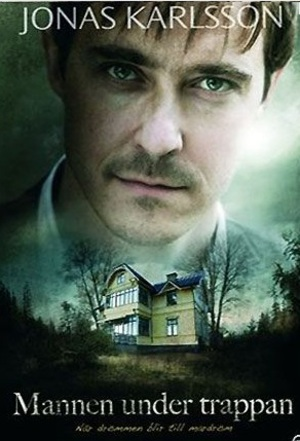 Mannen under trappan poster