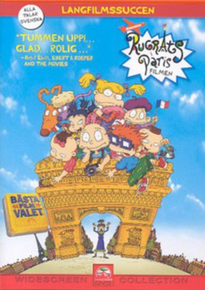 Rugrats i Paris poster