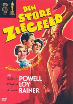 Den store Ziegfeld poster