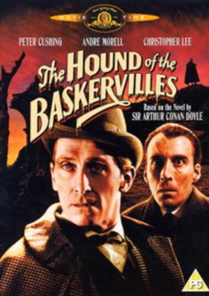 Baskervilles hund poster