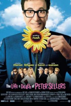 Life and death of Peter Sellers poster