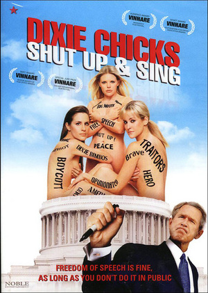 Shut Up & Sing poster