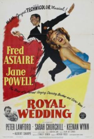 Kungligt bröllop poster