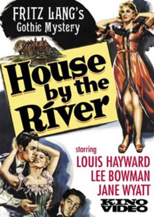 Huset vid floden poster