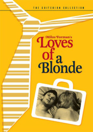 En blondins kärleksaffärer poster