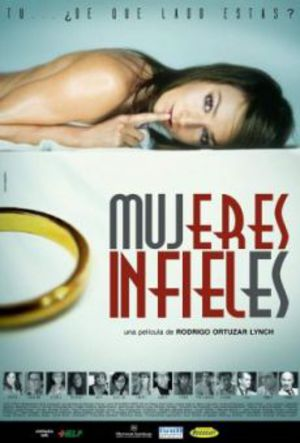 Mujeres infieles poster