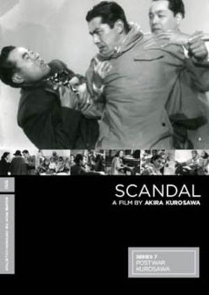 Skandalen poster