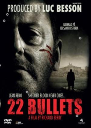 22 Bullets poster