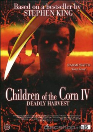Children of the Corn IV: Deadly Harvest poster