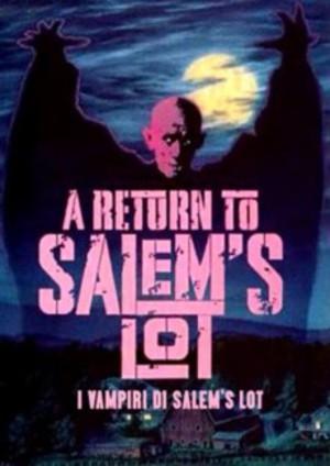 Salem's Lot - återkomsten poster