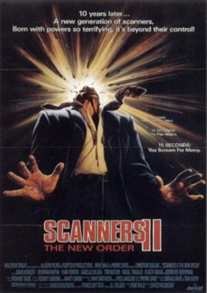 Scanners 2 poster
