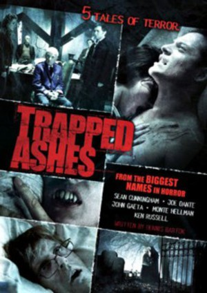 Trapped Ashes poster