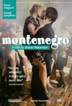 Montenegro eller pärlor och svin poster