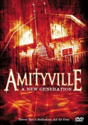 Amityville: Ondskans ansikte poster