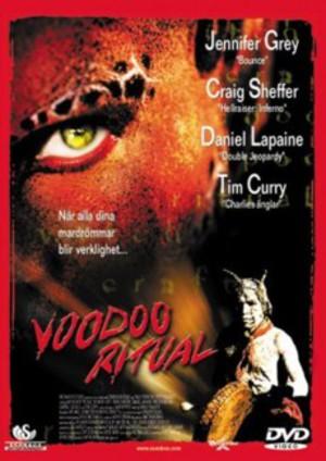 Voodoo Ritual poster
