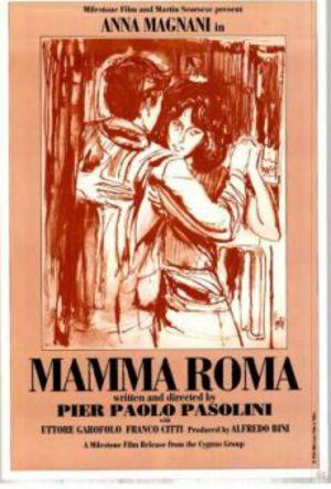 Mamma Roma poster