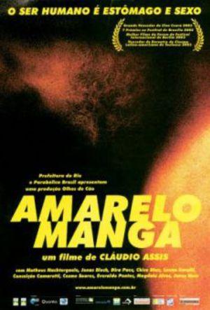 Mango-gul poster