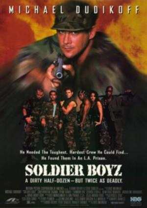 Soldier Boyz poster