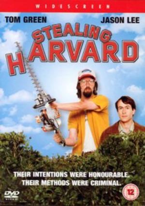 Stealing Harvard - Dyra löften poster