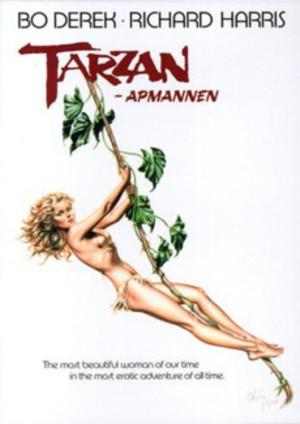Tarzan - Apmannen poster