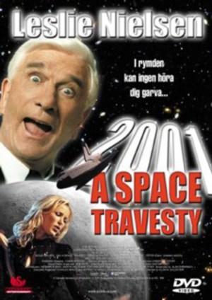 År 2001 - en rymdkomedi poster