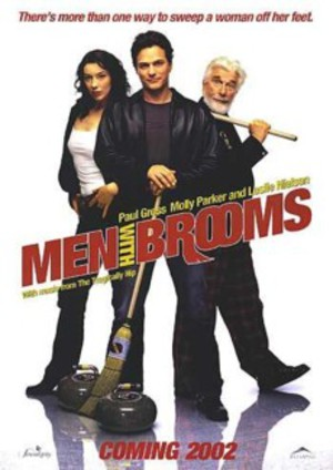 Men with Brooms poster