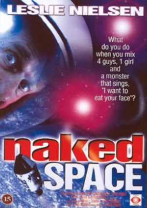 Naked Space poster