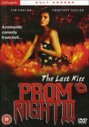 Prom Night 3 poster