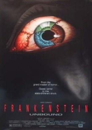 Möte med Frankenstein poster