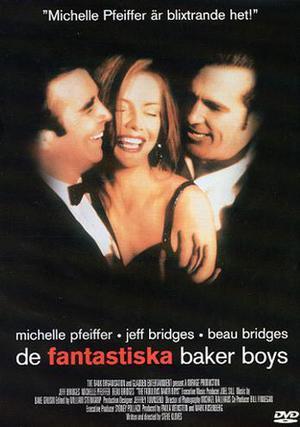 De fantastiska Baker Boys poster