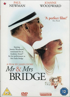 Mr. & Mrs. Bridge poster