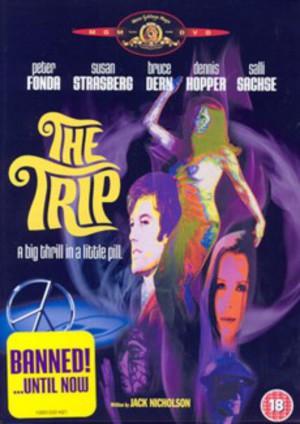 The Trip - Tripp till helvetet poster