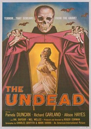 The Undead poster