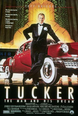 Tucker - En man och hans dröm poster