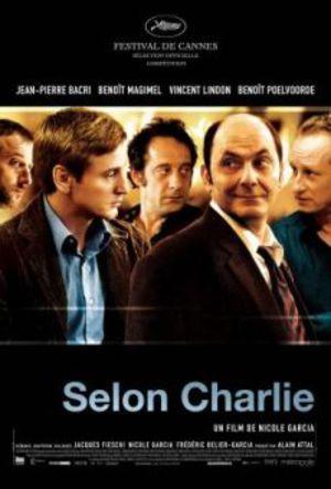 Tre dagar med Charlie poster