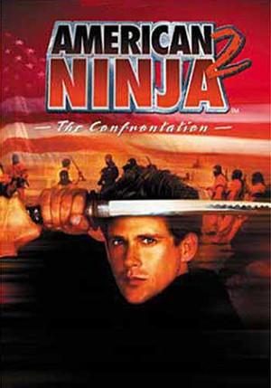 American Ninja 2 poster