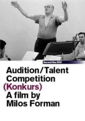 Konkurs poster