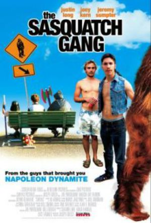 The Sasquatch Dumpling Gang poster