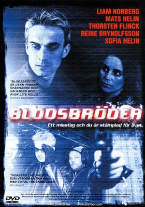 Blodsbröder poster