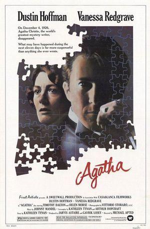 Mysteriet Agatha poster