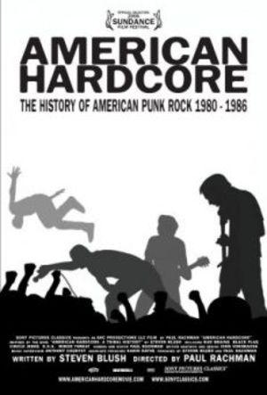 American Hardcore poster