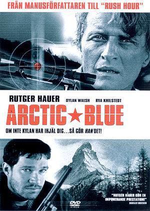 Arctic Blue poster