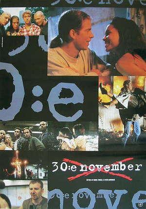 30:e november poster