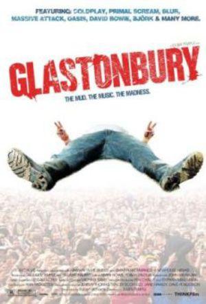 Glastonbury poster