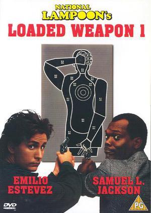 Laddat vapen 1 poster