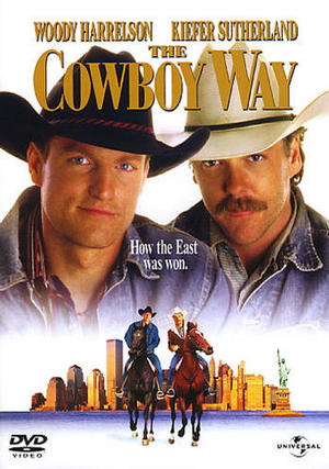 The Cowboy Way poster