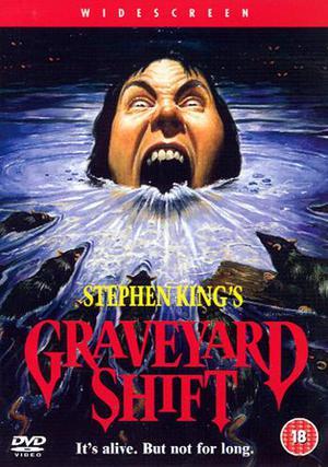 Graveyard shift - nattarbete poster