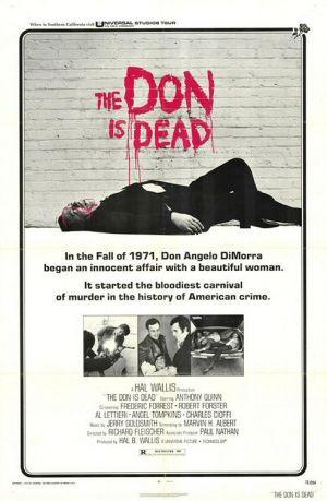 Don Angelo är död poster