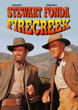 Duellen i Firecreek poster